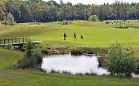 ESBEEK - Hole 14. Midden-Brabant Golfbaan. COPYRIGHT KOEN SUYK