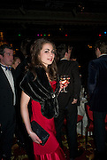 POPPY BUSUTTEL, The 30th White Knights charity  Ball.  Grosvenor House Hotel. Park Lane. London. 10 January 2009