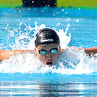Katinka Hosszu (HUN) competes in 400 m Women's Individual Medley Swimming competition during the 13th FINA Swimming World Championships held in Rome, Italy. Sunday, 02. August 2009. ATTILA VOLGYI