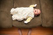 Nico and my feet.3/27/2011