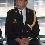 Installatie managmentteam politie Gooi & Vechtstreek, A.A.E. Morsman