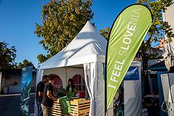 1 day before Ironman 70.3 Slovenian Istra 2019, on September 21, 2019 in Koper / Capodistria, Slovenia. Photo by Vid Ponikvar / Sportida
