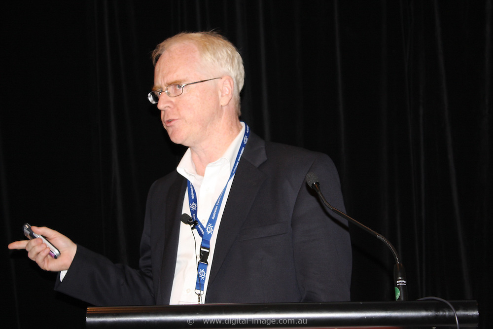AO Week, Prof. Keith Nugent, ARC Centre of Excellance for Coherent X-ray Science
