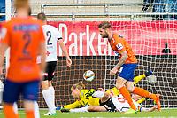 Fotball , 25 Juli , Eliteserien , Aalesund - Odd , Lars Veldwijk setter inn 5-1<br /> <br />  , Foto: Marius Simensen, Digitalsport