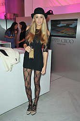FLORENCE BRUDENELL-BRUCE at the launch of Project PEP to benefit the Elton John Aids Foundation hosted by Tamara Mellon and Diana Jenkins in association with Jimmy Choo held at Selfridges, Oxford Street, London on 29th October 2009.
