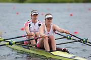 Race: 93  Women's Double Sculls - Championship - Final<br /> <br /> The Metropolitan Regatta 2019<br /> Sunday<br /> <br /> To purchase this photo, or to see pricing information for Prints and Downloads, click the blue 'Add to Cart' button at the top-right of the page.