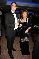 ESTHER RANTZEN and MICHAEL BOWEN at the 2007 Costa Book Awards held at The Intercontinental Hotel, One Hamilton Place, London W1 on 22nd January 2008.<br /> <br /> NON EXCLUSIVE - WORLD RIGHTS (EMBARGOED FOR PUBLICATION IN UK MAGAZINES UNTIL 1 MONTH AFTER CREATE DATE AND TIME) www.donfeatures.com  +44 (0) 7092 235465