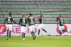 Saint Etienne vs Guingamp -  11 Aug 2018