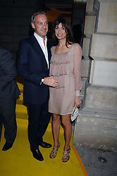 ANTON & LISA BILTON at the Royal Academy of Arts Summer Exhibition Party at the Royal Academy, Piccadilly, London on 6th June 2007.<br />