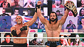 January 31, 2021 (US): WWE Royal Rumble