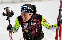 Barbara Jezersek during media day of Slovenian Nordic Cross country team, on October 21, 2010 in Ramsau am Dachstein, Austria. (Photo By Vid Ponikvar / Sportida.com)
