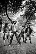 Aswad Frontline Photosession Brixton 1981