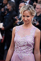 Lady Victoria Hervey at the gala screening for the film The Last Face at the 69th Cannes Film Festival, Friday 20th May 2016, Cannes, France. Photography: Doreen Kennedy