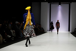 241018 2nd day of SA Fashion week took place as they were also celebrating their 21st birthday in Sandton Johannesburg South Africa.The theme on this particular show was BRICS.Designers from the BRICS member countries show cased on this day.Photo Simphiwe Mbokazi African News Agency/ANA 3