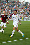 August 4, 2012:in the first half at Dick's Sporting Goods Park