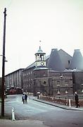Clock Mill, Three Mills, Bow, London, England, UK 1960s