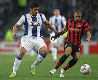20120216: PORTO, PORTUGAL – UEFA Europa League 2011/2012 - 1/16 Final - 1st Leg: FC Porto vs Man. City.<br /> In photo: HULK.<br /> PHOTO: PEDRO PEREIRA/CITYFILES