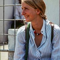 Meredith Wiltsie in Dhaka, Bangladesh, 1977