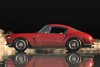 The sleek, streamlined look of the Ferrari 250 GT SWB Berlinetta in 1957 is art by no means imitating the lines of a modern car, but it is a design that nevertheless captured the spirit of a car from the past. The car's two-piece rear wing is fashioned out of carbon fiber and its two large side vents are complemented on the front end by a small central spoiler and slightly flared out rear suspensions. The styling of the car also reflects the design of its three-part kidney-shaped engine compartment, which features two circular curves on its top. The side vents and the kidney shape are both functional, but the engine has been crafted in a way that the air flows around the curves while the curvature itself is clearly visible in the engine bay.<br /> <br /> The full-length, flat cockpit of the Ferrari 250 GT SWB Berlinetta also highlights its long side profile - nearly as long as the main part of its hood, which is made out of carbon fiber. This design element is clearly meant to mimic the body of a Ferrari Testarossa - a racecar that is almost as long as its body. Although these long sides and low-profile grilles might limit the car's performance on smooth roads, it definitely does work well on off-road terrain. The front fender and the rear bumper complete the car's aerodynamic profile. The swooping lines and sharp angles of the grille and the air vents create a visually imposing presence, and the swoopy, modified CPO (car exhaust) that helps the air escape while helping the engine with low pressure is clearly derived from the car of Mercedes Benz.<br /> <br /> The Ferrari 250 GT SWB Berlinetta big rear wing is designed for high-speed stability. Its five horizontal elements, including three wings and a tail sitter, work together to help the car to achieve a very low drag coefficient. The drag reduction allows the air ahead of the car to travel faster, improving its overall speed.