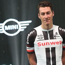 05-01-2017: Wielrennen: Presentatie Sunweb Giant: Rotterdam  <br />MUNSTER (GER) wielrennen<br />Ramon Sinkeldam