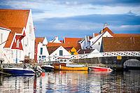 Norway, Skudeneshavn. A small town on Karmøy.