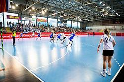 Arena Kodeljevo during handball game between Women National Teams of Slovenia and Switzerland in 2014 Women's European Championship Qualification, on March 30, 2014 in Arena Kodeljevo, Ljubljana, Slovenia. Photo by Vid Ponikvar / Sportida