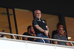 August 21, 2018 - Lisbon, Portugal - PAOK's president Ivan Savvidis during the UEFA Champions League play-off first leg match SL Benfica vs PAOK FC at the Luz Stadium in Lisbon, Portugal on August 21, 2018. (Credit Image: © Pedro Fiuza via ZUMA Wire)