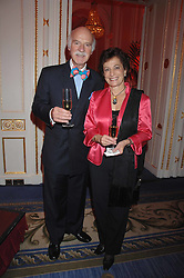 MR & MRS ANTON MOSIMANN at a party hosted by the Mandarin oriental Hyde park Hotel to celebrate the Chinese new year on 19th February 2007.<br /><br />NON EXCLUSIVE - WORLD RIGHTS