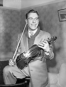 1959 - Sean Maguire, Traditional Fiddler