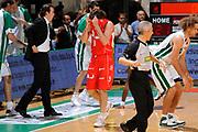 DESCRIZIONE : Siena Lega A 2008-09 Playoff Finale Gara 2 Montepaschi Siena Armani Jeans Milano<br /> GIOCATORE : Marco Mordente<br /> SQUADRA : Armani Jeans Milano<br /> EVENTO : Campionato Lega A 2008-2009 <br /> GARA : Montepaschi Siena Armani Jeans Milano<br /> DATA : 12/06/2009<br /> CATEGORIA : delusione<br /> SPORT : Pallacanestro <br /> AUTORE : Agenzia Ciamillo-Castoria/G.Ciamillo