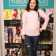 Alexandra Osman is a blogger attends the Threads & Co Beauty launches permanent retail concept store everything from coffee to beauty to retail therapy on 24th May 2017. by See Li