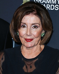 BEVERLY HILLS, LOS ANGELES, CALIFORNIA, USA - JANUARY 25: The Recording Academy And Clive Davis' 2020 Pre-GRAMMY Gala held at The Beverly Hilton Hotel on January 25, 2020 in Beverly Hills, Los Angeles, California, United States. 25 Jan 2020 Pictured: Nancy Pelosi. Photo credit: Xavier Collin/Image Press Agency/MEGA TheMegaAgency.com +1 888 505 6342
