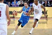 DESCRIZIONE : Pesaro Edison All Star Game 2012<br /> GIOCATORE : Daniele Cavaliero<br /> CATEGORIA : palleggio penetrazione<br /> SQUADRA : Italia Nazionale Maschile<br /> EVENTO : All Star Game 2012<br /> GARA : Italia All Star Team<br /> DATA : 11/03/2012 <br /> SPORT : Pallacanestro<br /> AUTORE : Agenzia Ciamillo-Castoria/C.De Massis<br /> Galleria : FIP Nazionali 2012<br /> Fotonotizia : Pesaro Edison All Star Game 2012<br /> Predefinita :