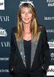 Hearst Publishing exec Carine Roitfeld attends the Harper's Bazaar Icons by Carine Roitfeld celebration at The Plaza Hotel in New York, NY on September 8, 2017.  (Photo by Stephen Smith/SIPA USA)