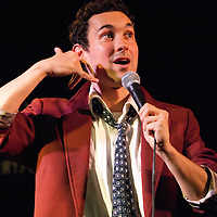 Schtick or Treat - November 1, 2011 - Bowery Poetry Club - Mark Normand