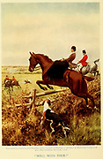 From the book ' English sport ' by Alfred Edward Thomas Watson, Published in London by Macmillan and Co. Limited and in New York by Macmillan Company. in 1903