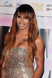 Honey Foxxx, at the 2015 Transgender Erotics Awards, Avalon, Hollywood, CA 02-15-15. EXPA Pictures © 2015, PhotoCredit: EXPA/ Photoshot/ Martin Sloan<br /> <br /> *****ATTENTION - for AUT, SLO, CRO, SRB, BIH, MAZ only*****