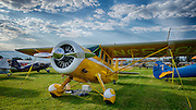 Howard DGA-15P at the Hood River Fly In at Western Antique Aeroplane and Automobile Museum