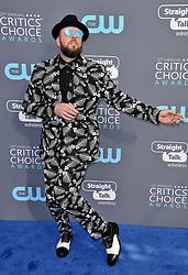 Chris Sullivan at The 23rd Annual Critics' Choice Awards held at the Barker Hangar on January 11, 2018 in Santa Monica, CA, USA (Photo by Sthanlee B. Mirador/Sipa USA)