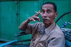Pabean Market, Surabaya, East Java, Indonesia