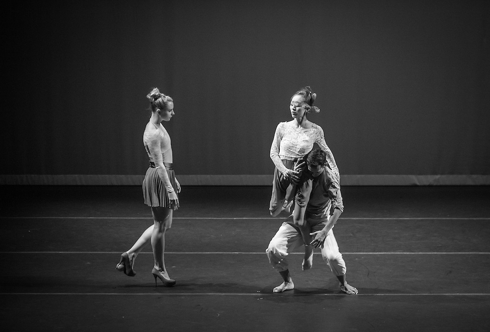 Boston Contemporary Dance Festival at the Paramount Theatre. Boston, MA 8/17/2013 Ayako Takahashi