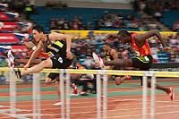 Athletics - AVIVA London Grand Prix - Crystal Palace<br /> Xiang Liu in the 110m Hurdles Heats