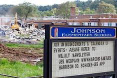 09/12/18 Johnson Elementary Demolition