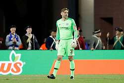 May 15, 2019 - Foxborough, MA, U.S. - FOXBOROUGH, MA - MAY 15: Chelsea FC goalkeeper Robert Green (31) during the Final Whistle on Hate match between the New England Revolution and Chelsea Football Club on May 15, 2019, at Gillette Stadium in Foxborough, Massachusetts. (Photo by Fred Kfoury III/Icon Sportswire) (Credit Image: © Fred Kfoury Iii/Icon SMI via ZUMA Press)