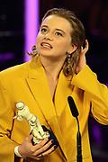 Luna Wedler anlässlich der Verleihung des Bayerischeren Filmpreises 2019