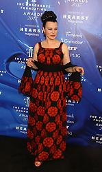 June 14, 2017 - New York, New York, U.S. - Actress DEBI MAZAR attends the 2017 Fragrance Foundation Awards held at Alice Tully Hall in Lincoln Center. (Credit Image: © Nancy Kaszerman via ZUMA Wire)
