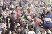 Reading, England, European Shield Final, at the Madeski Stadium, NEC Harlequins v RC Narbonne.<br /> [Mandatory Credit, Peter Spurrier/ Intersport Images].