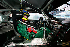 2006 Nicolas Kiesa Aston Martin Test