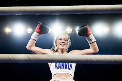 October 21, 2017 - Melsomvik, NORWAY - 171021 Hannah Rankin of Great Britain during the Oslofjord Fight Night on October 21, 2017 in Melsomvik..Photo: Fredrik Varfjell / BILDBYRN / kod FV / 150032 (Credit Image: © Fredrik Varfjell/Bildbyran via ZUMA Wire)