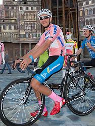 05.07.2015, Scheibbs, AUT, Österreich Radrundfahrt, 1. Etappe, Mörbisch nach Scheibbs, im Bild Matthias Krizek (AUT, Team Felbermayr Simplon) bester Österreicher // Matthias Krizek of Austria during the Tour of Austria, 1st Stage, from Mörbisch to Scheibbs, Scheibbs, Austria on 2015/07/05. EXPA Pictures © 2015, PhotoCredit: EXPA/ Reinhard Eisenbauer
